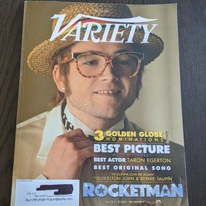 Other - Variety Magazine December 12 2019  Back Issue